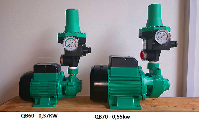 Our Peripheral Water Booster Pumps With Automatic Pump